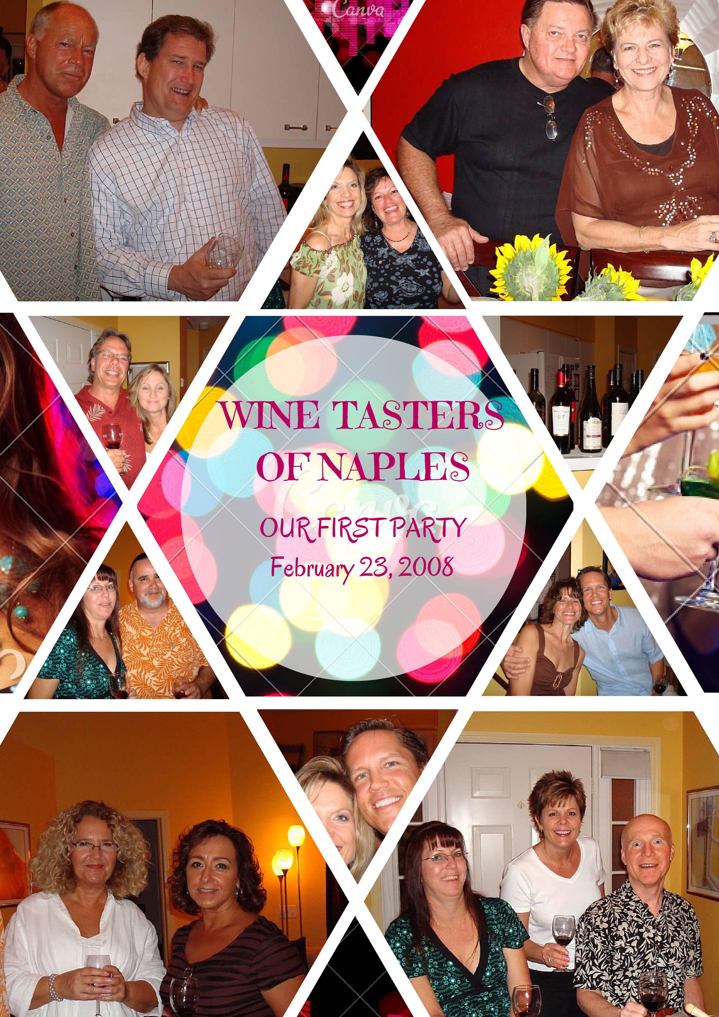 Wine Tasters of Naples History