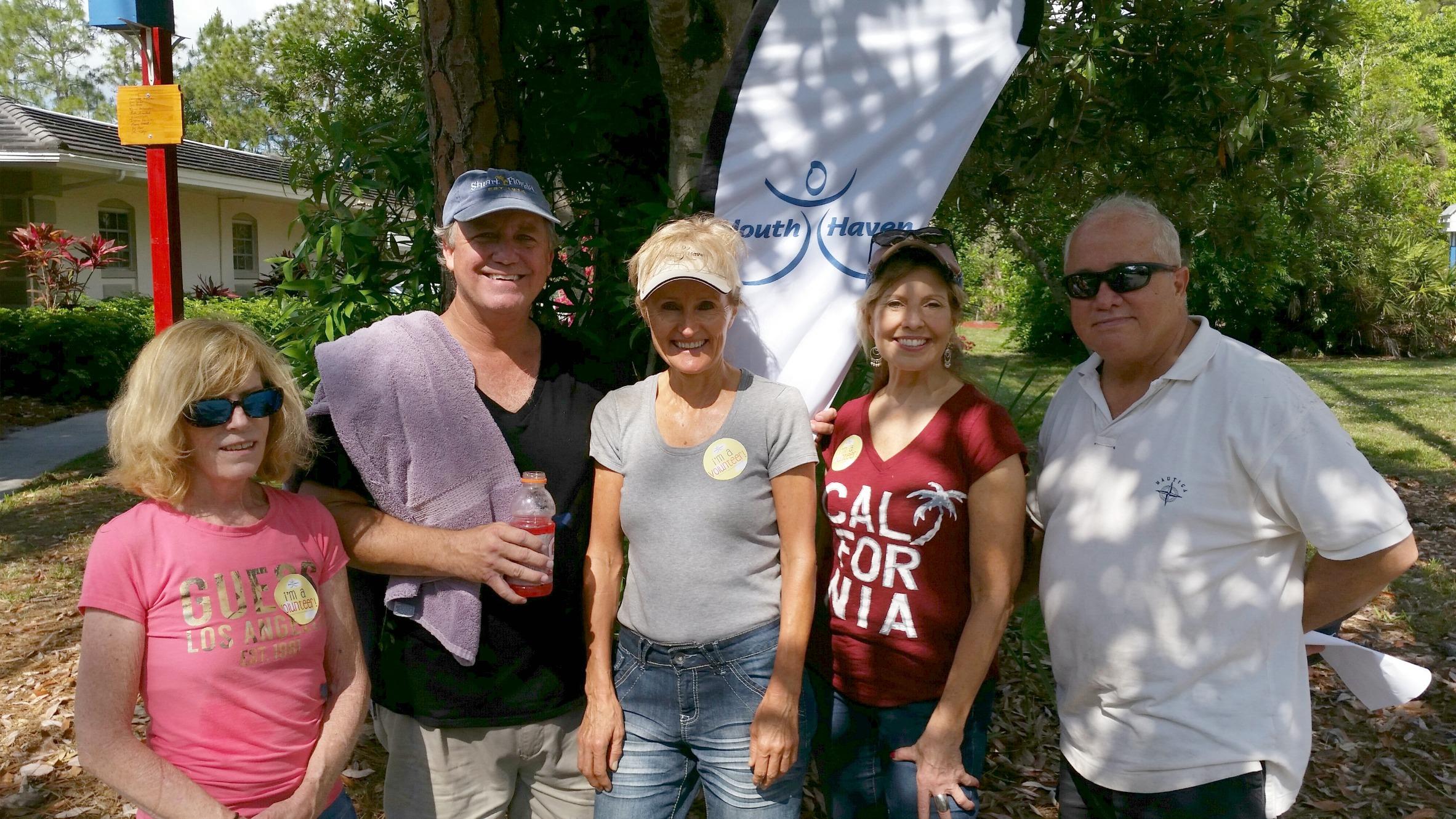 Wine Tasters of Naples Volunteers