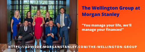 The Wellington Group of Morgan Stanley